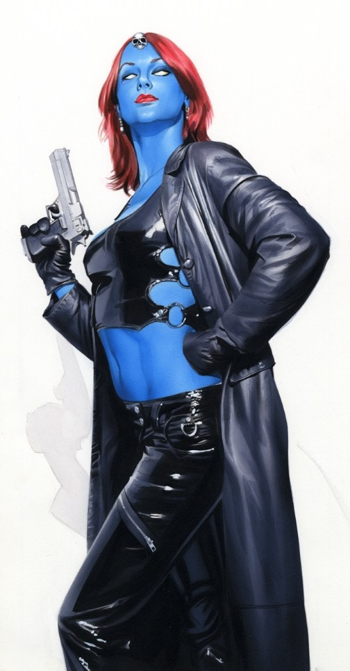 Mystique_24_Cover_Painting_by_mikemayhew