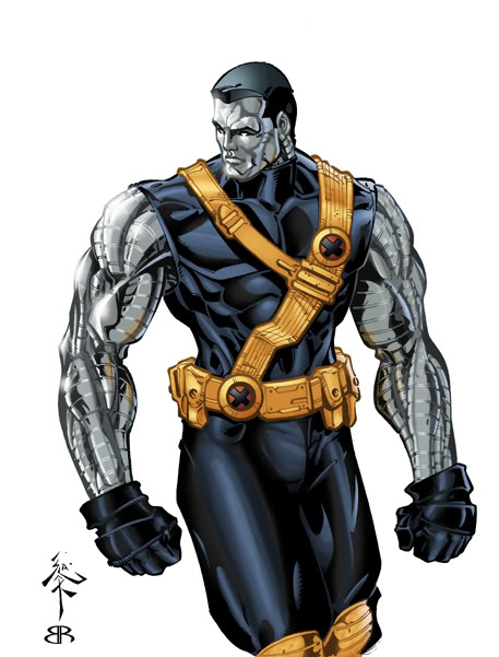 Colossus, de Ultimate X-Men