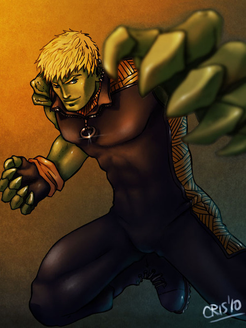 Hulkling, dos Jovens Vingadores