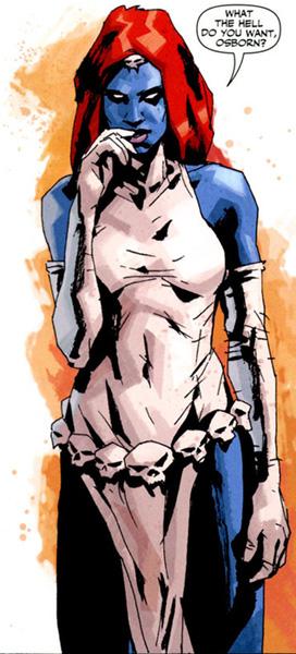 Mística, vilã dos X-Men