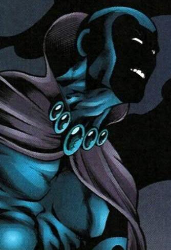 Obsidian, da Liga da Justiça