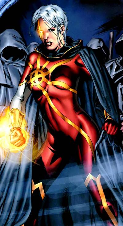 Phyla-Vell, heroína da Marvel
