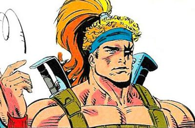 Shatterstar, da X-Force