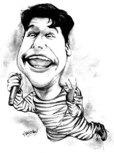 caricatura-dinho
