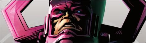 [Personagem do Dia] Galactus !