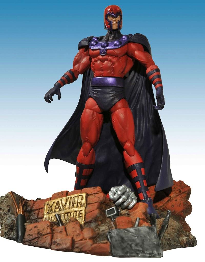 magneto-figure