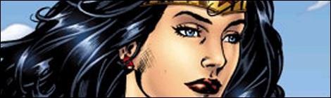[Personagem do Dia] Mulher-Maravilha !