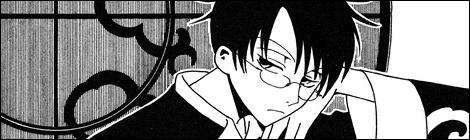[Personagem do Dia] Watanuki Kimihiro !
