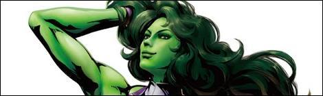 [Personagem do Dia] Mulher-Hulk !