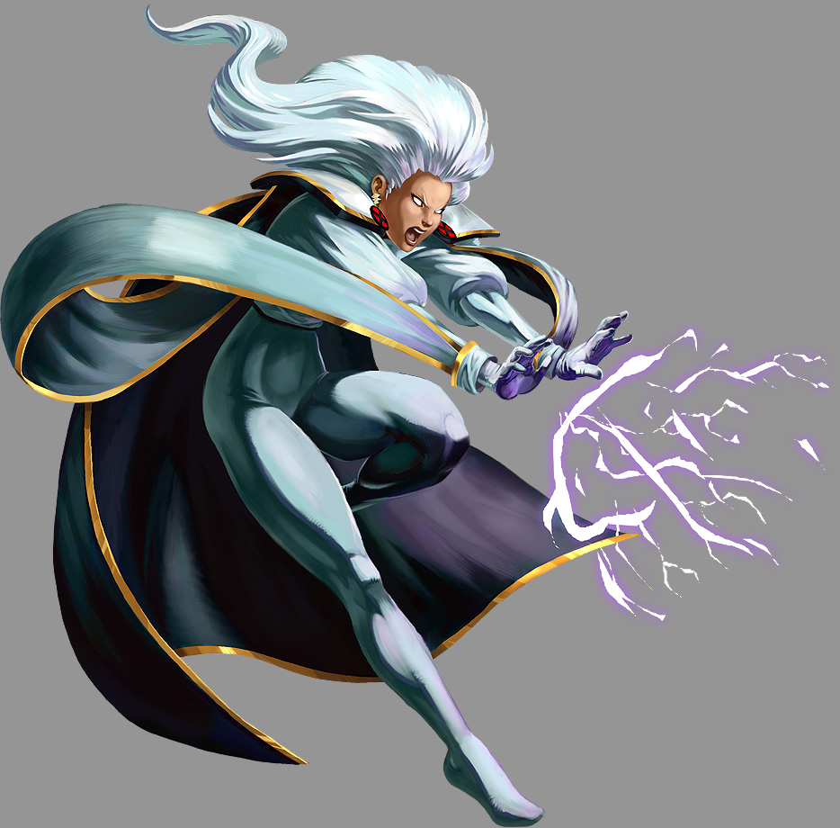 Marvel_VS_Capcom_2__Storm_by_UdonCrew
