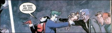 [Página] Arlequina & Hera Venenosa: Paixões Violentas !