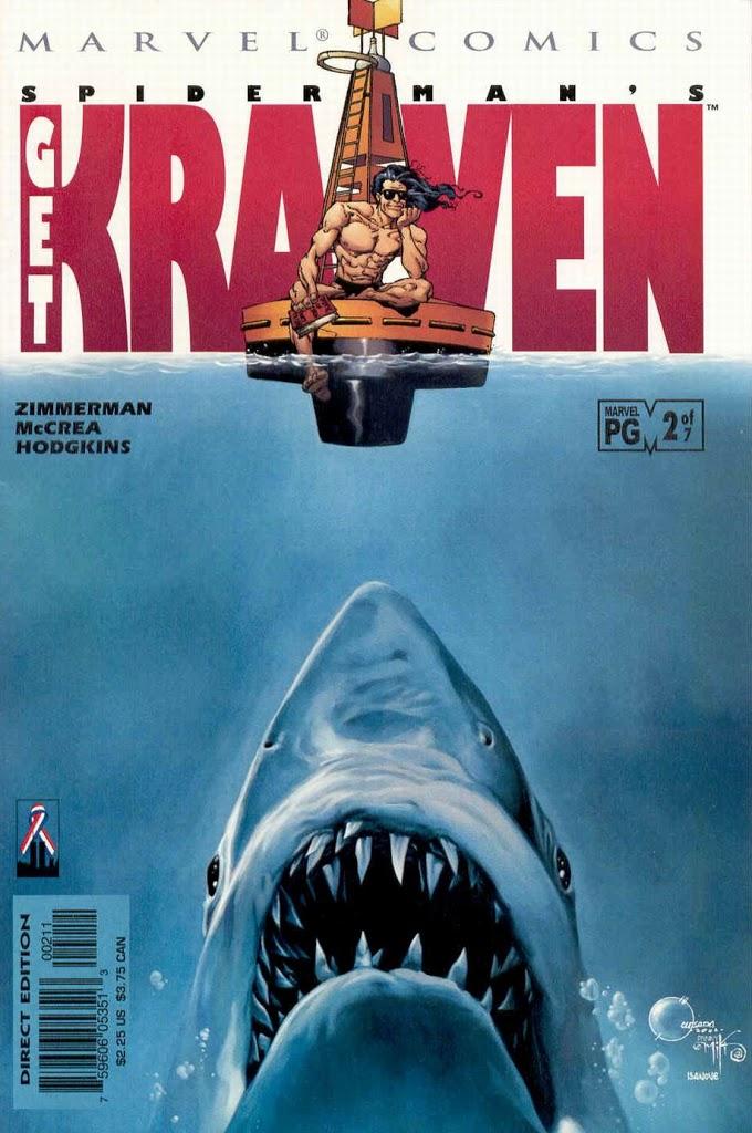 Spider-Man's Get Kraven #2