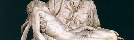 [Especial] Capas Inspiradas na Pietà de Michelangelo !