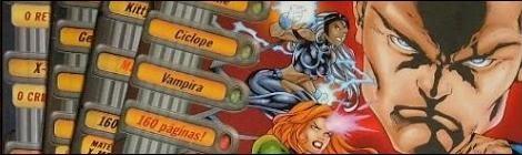 [Guia] X-Men Premium #1 à #17 + Acontecimentos Anteriores (Pt. 2) !