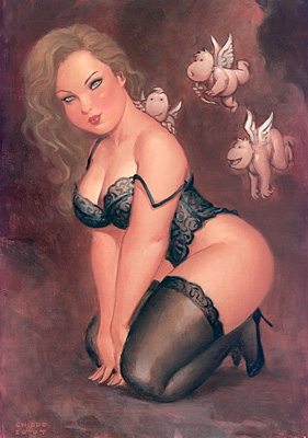 joe-chiodo-pin-up-9-cherub
