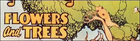 [Eu Vi] Flores e Árvores (Oscar 1932 de Curta Animado) !