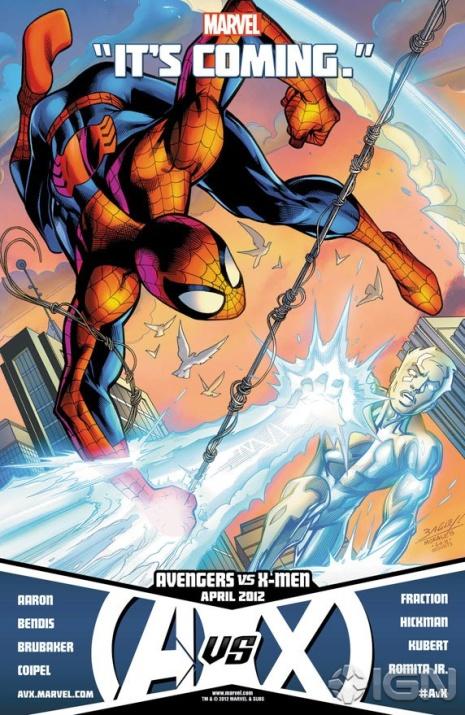Homem-Aranha Vs. Homem de Gelo