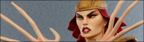[Personagem do Dia] Lady Letal !