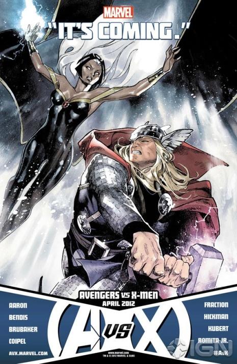 Tempestade Vs. Thor