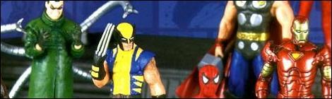 [Figures] Lançamento da Coleção de Miniaturas Marvel !