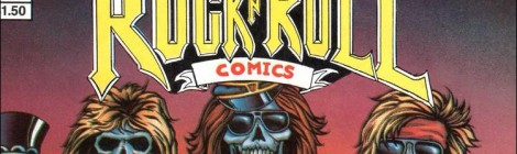 [Galeria de Capas] Rock N' Roll Comics !