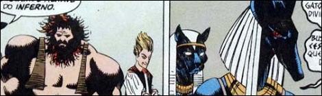 [Página] Sandman #24 -  Estação das Brumas: Capitulo 3 !