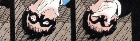 [Página] Sandman #25 -  Estação das Brumas: Capitulo 4 !