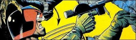 [Review] Juiz Dredd - Os Juízes do Apocalipse !