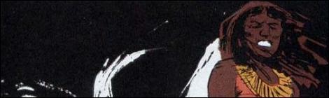 [Página] Sandman #28 -  Estação das Brumas: Epílogo !