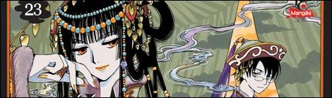 [Review] xxxHOLiC #23 e #24 !