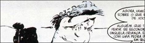 [Página] Sandman #34 - Um Jogo de Você Cap. 3: O Nascer da Lua Má !