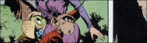 [Página] Sandman #35 - Um Jogo de Você Cap. 4: Começando a Ver a Luz !