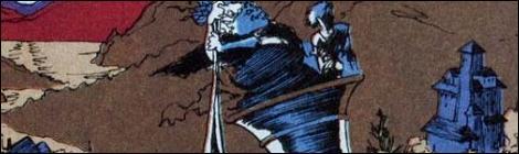 [Página] Sandman #38 - Convergência: A Caçada !