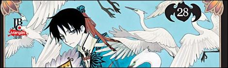 [Review] xxxHOLiC #27 e #28 !