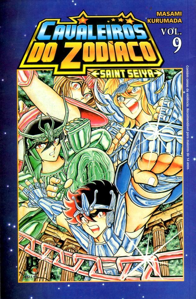 Cavaleiros do Zodíaco - Saint Seiya #9