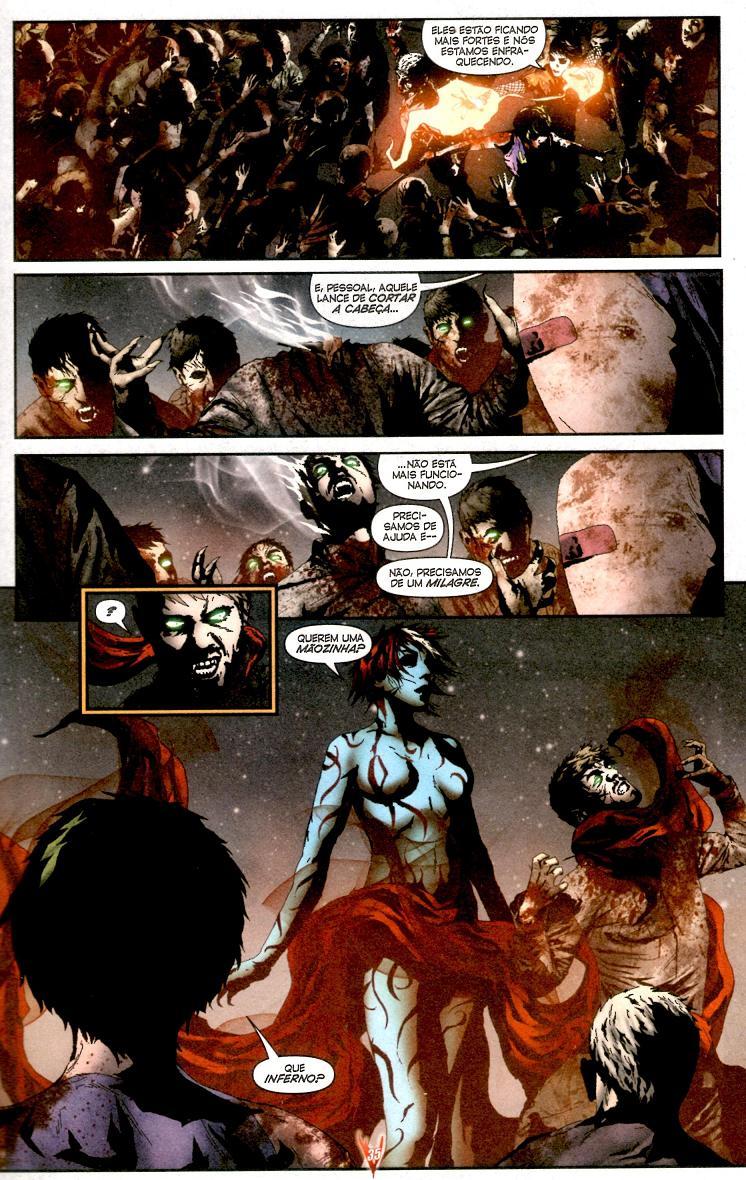 I, Vampire #7