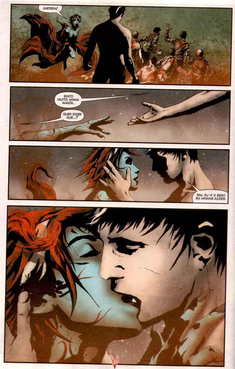 I, Vampire #8