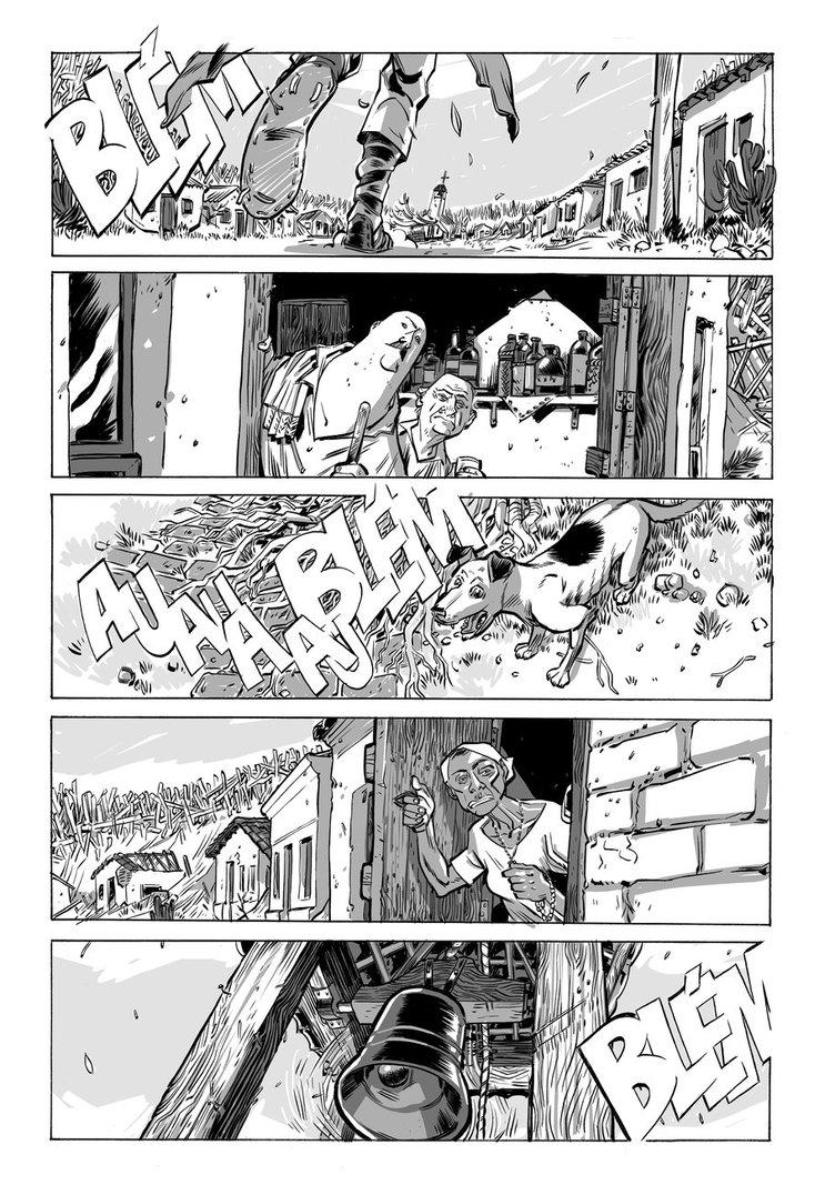 Bando de Dois página 3