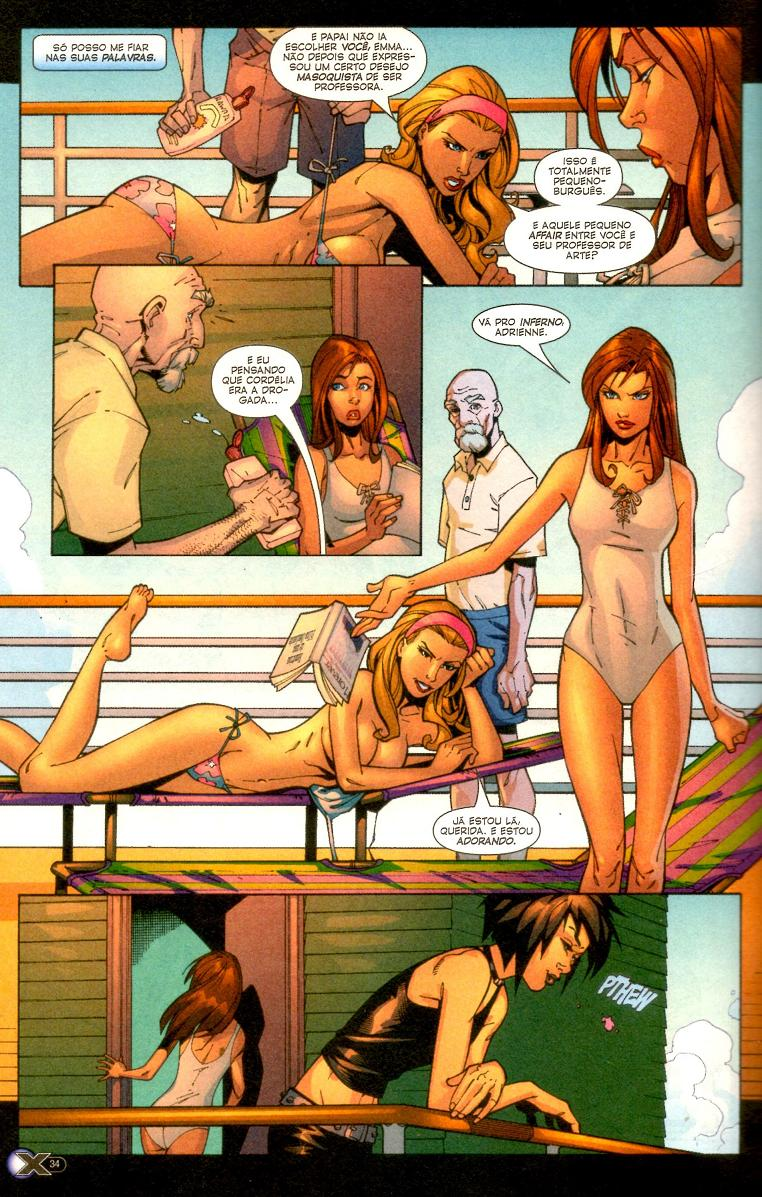 Emma Frost #4
