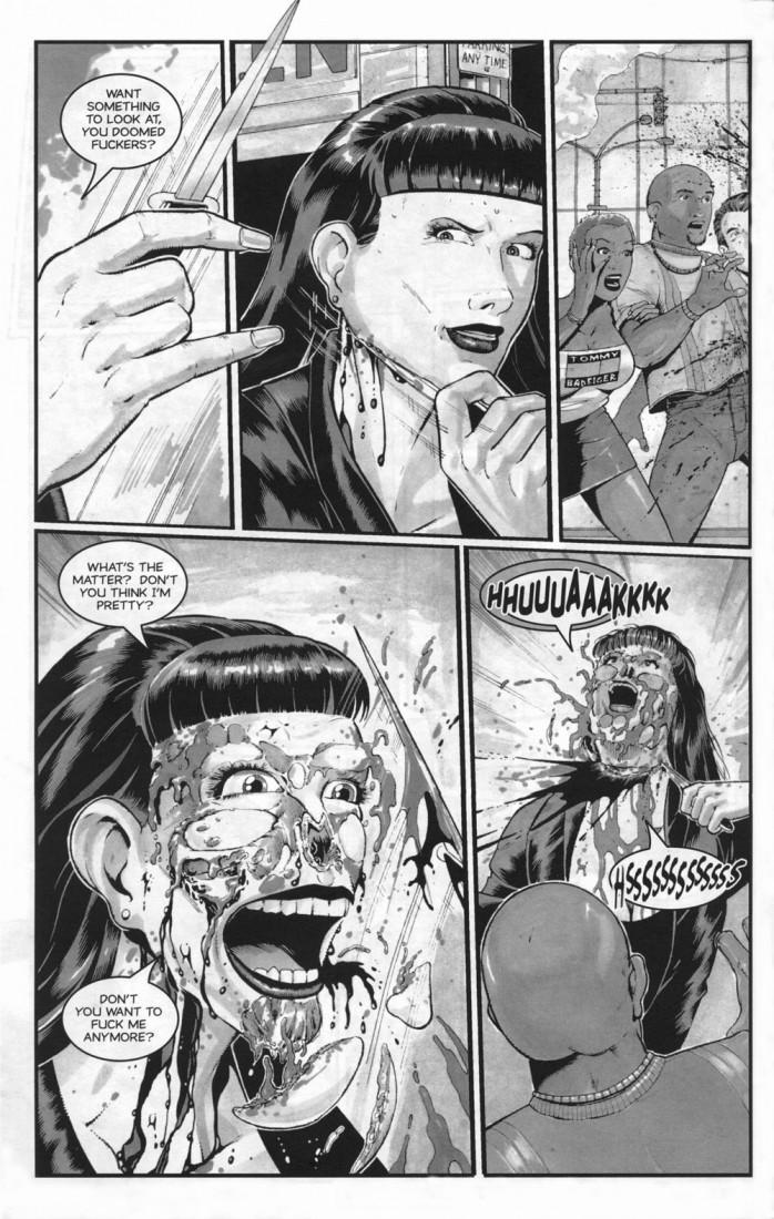 Estranho Beijo página 2