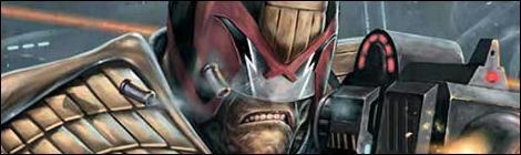 [Review] Juiz Dredd Megazine #1 !