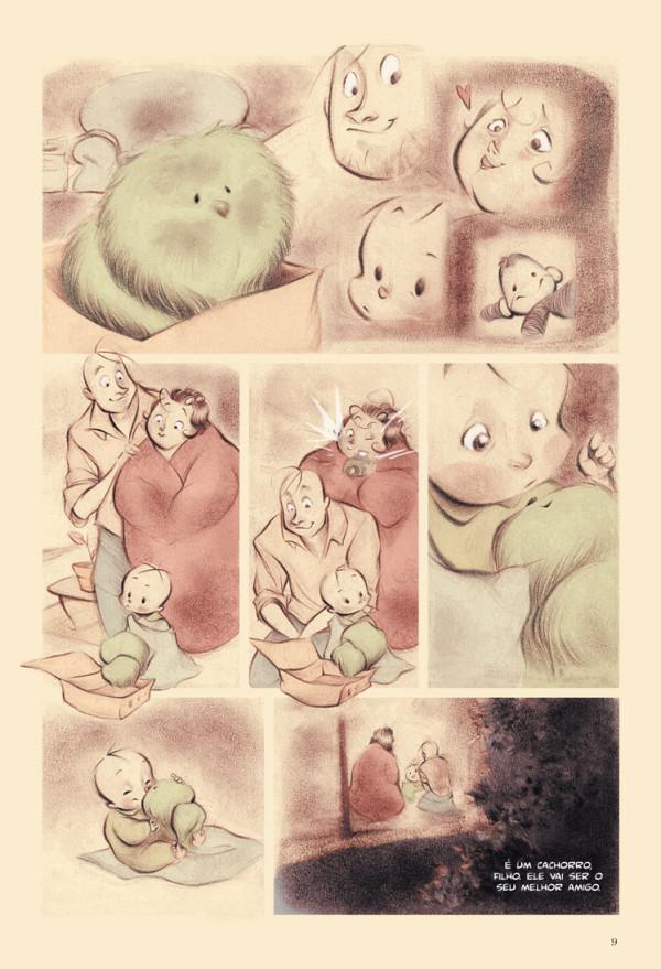 Turma da Mônica - Laços página 1