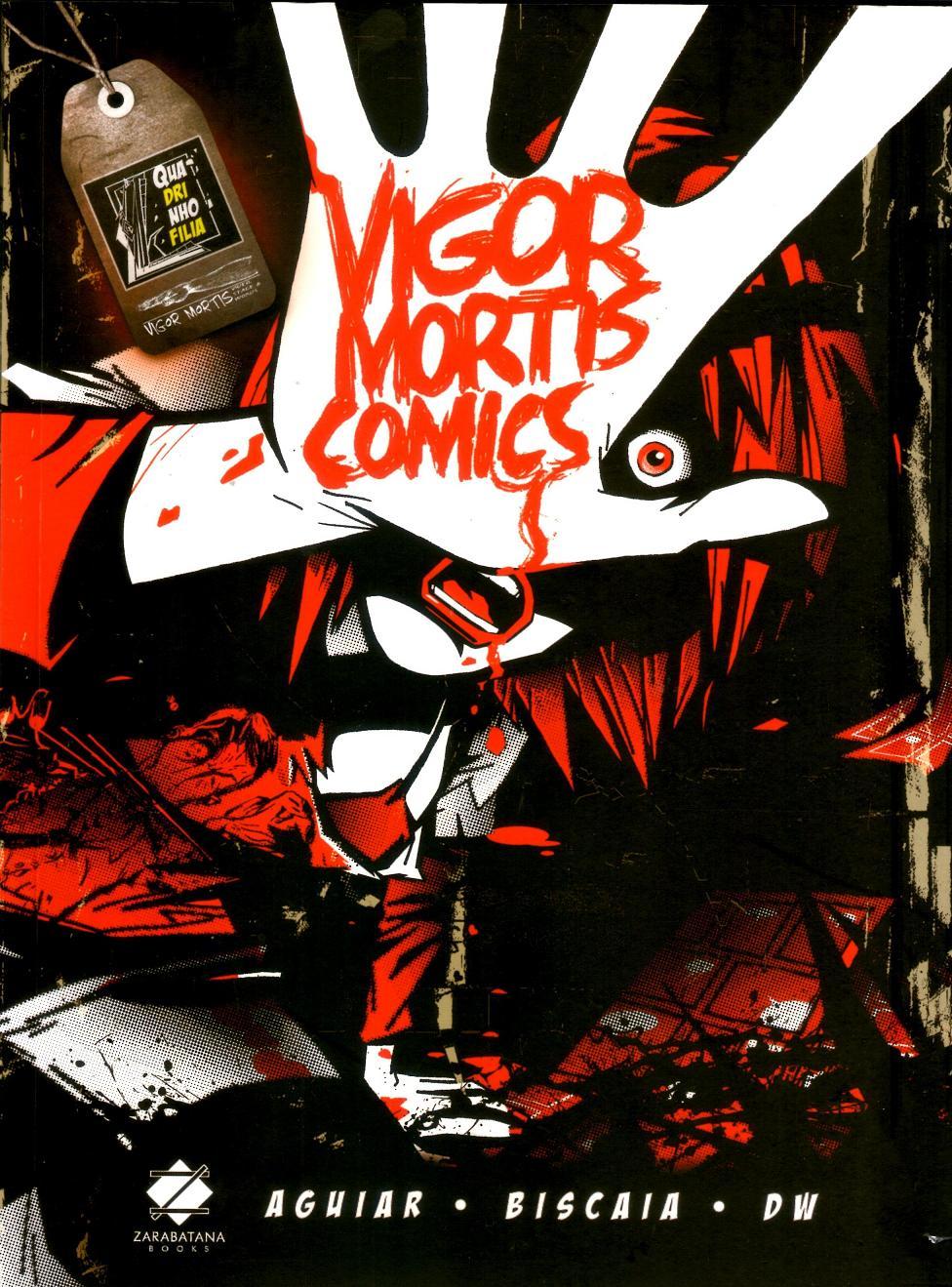 Vigor Mortis Comics