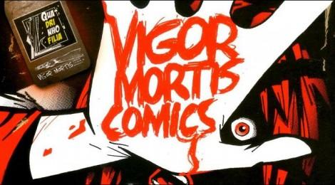 [Review] Vigor Mortis Comics !