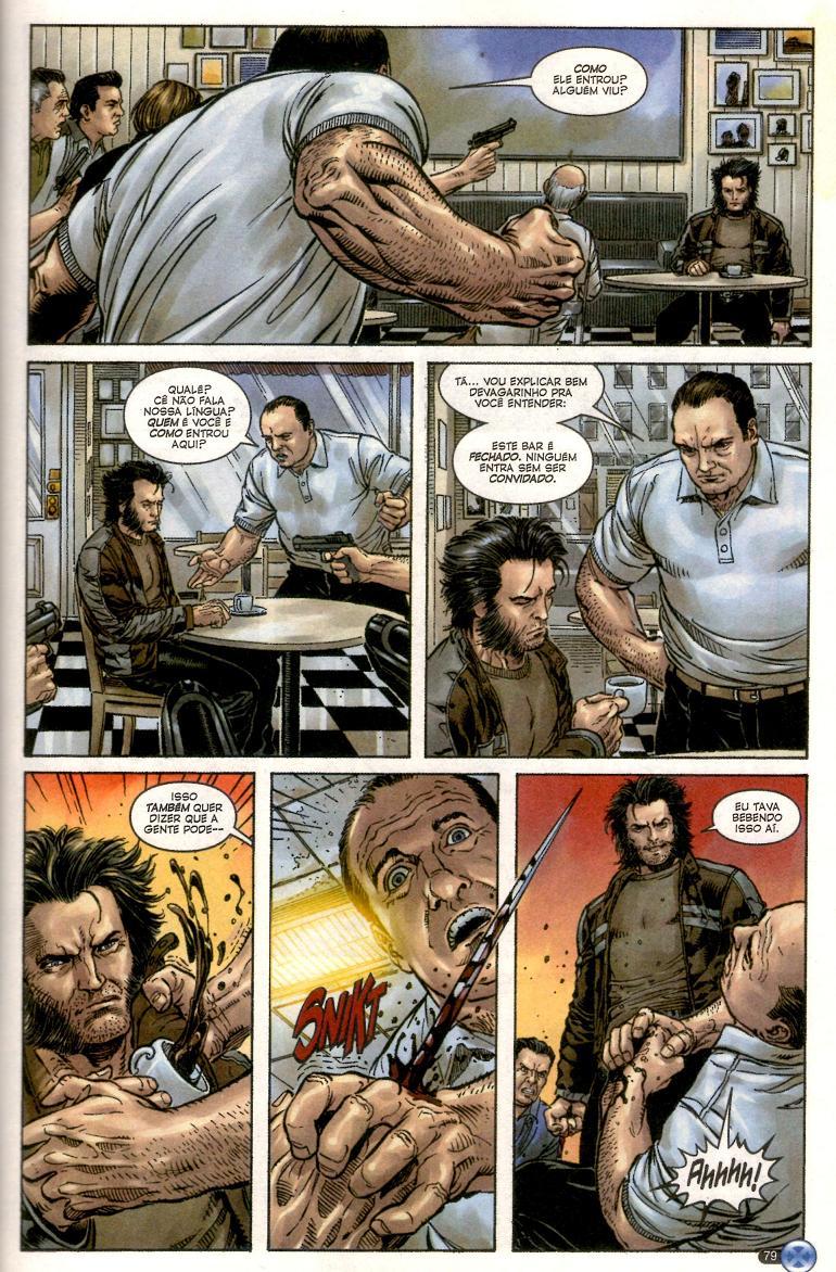 Wolverine #183