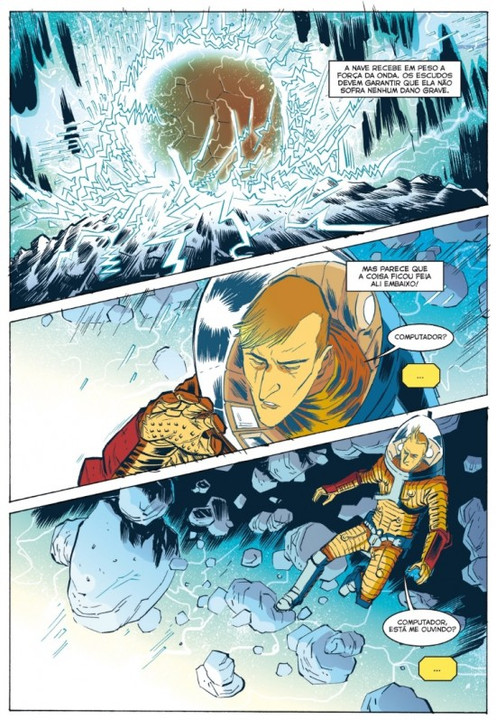 Astronauta - Magnetar página 1