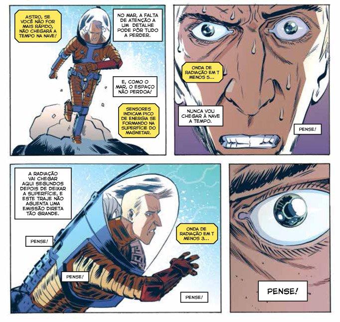 Astronauta - Magnetar página 2