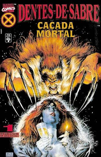 Dentes-De-Sabre - Caçada Mortal (Abril) #1 1996