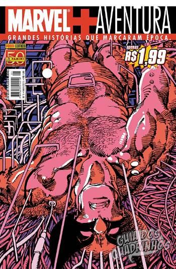 Marvel + Aventura (Panini) #1 2011