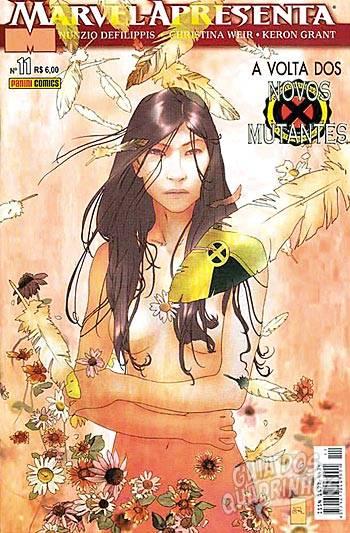 Marvel Apresenta (Panini) #11 2004